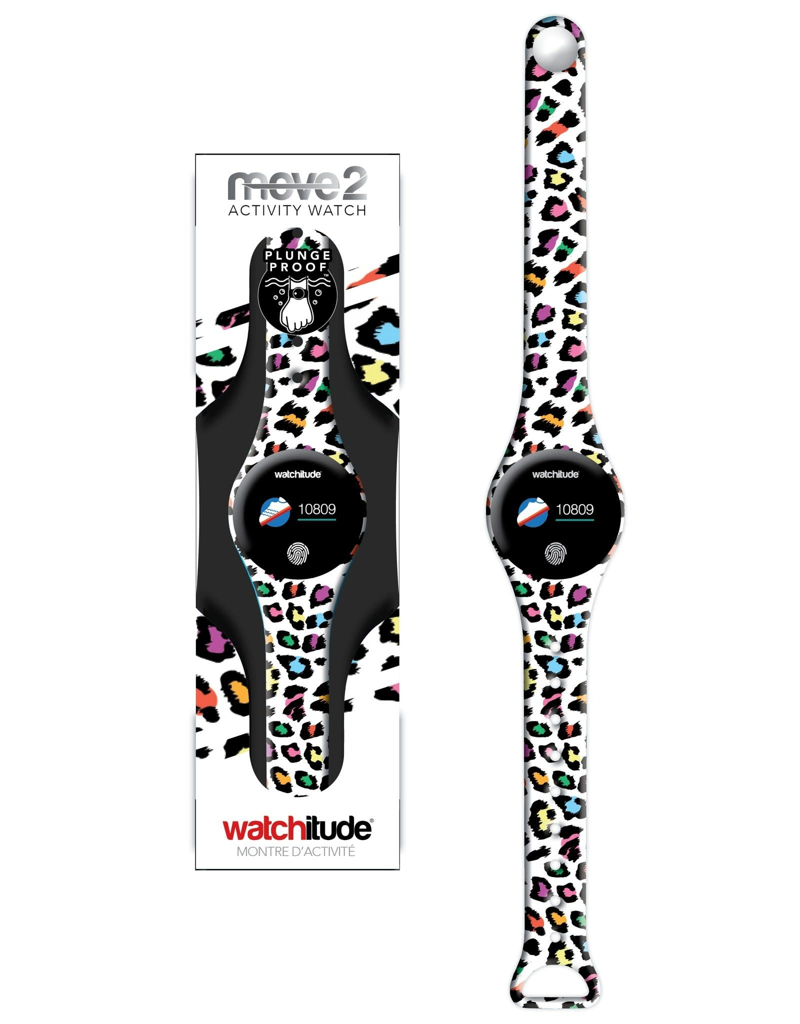Iscream Leopard Print - Watchitude Move