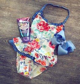 Raelynn Floral Swimsuit