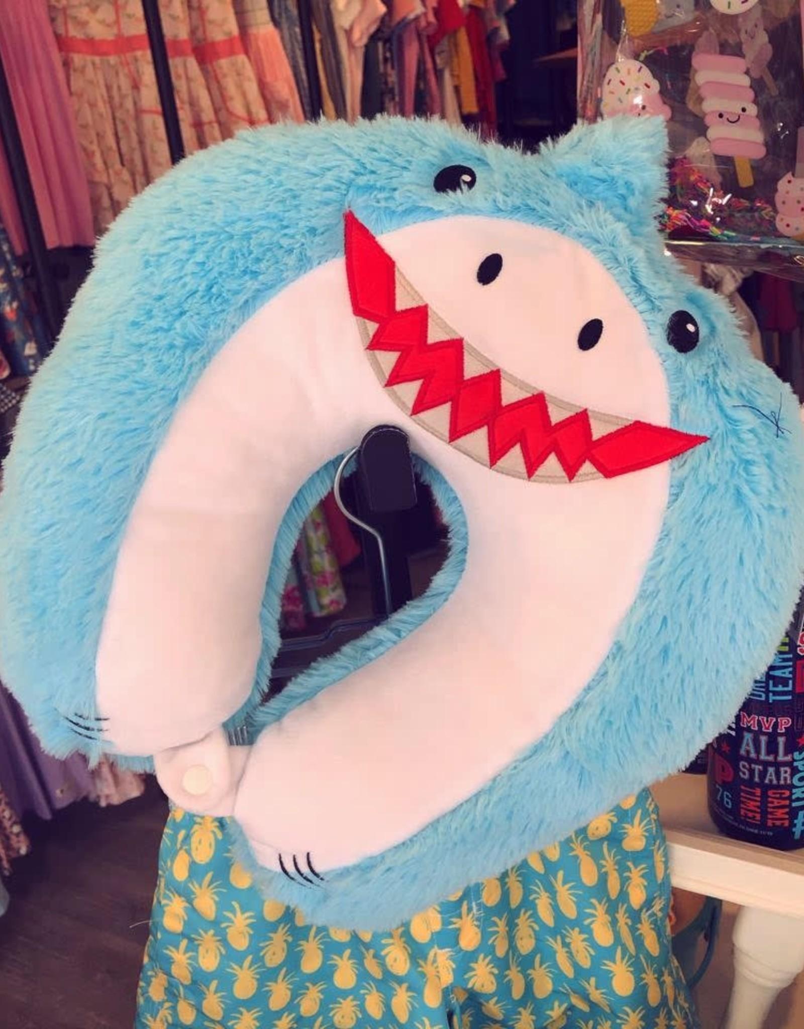 Iscream Shark Neck Pillow