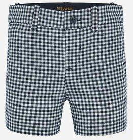 Mayoral Checked Bermuda Shorts