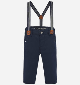 Mayoral Chino Pants in Navy