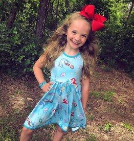 Charlies Project Mermaid Princess Hugs Collection Dress