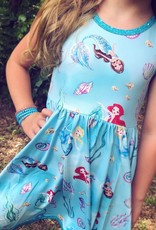 Charlies Project Mermaid Princess Hugs Collection Dress