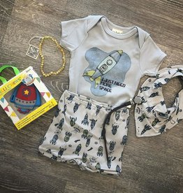 UpBaby Space Short Set with Bib