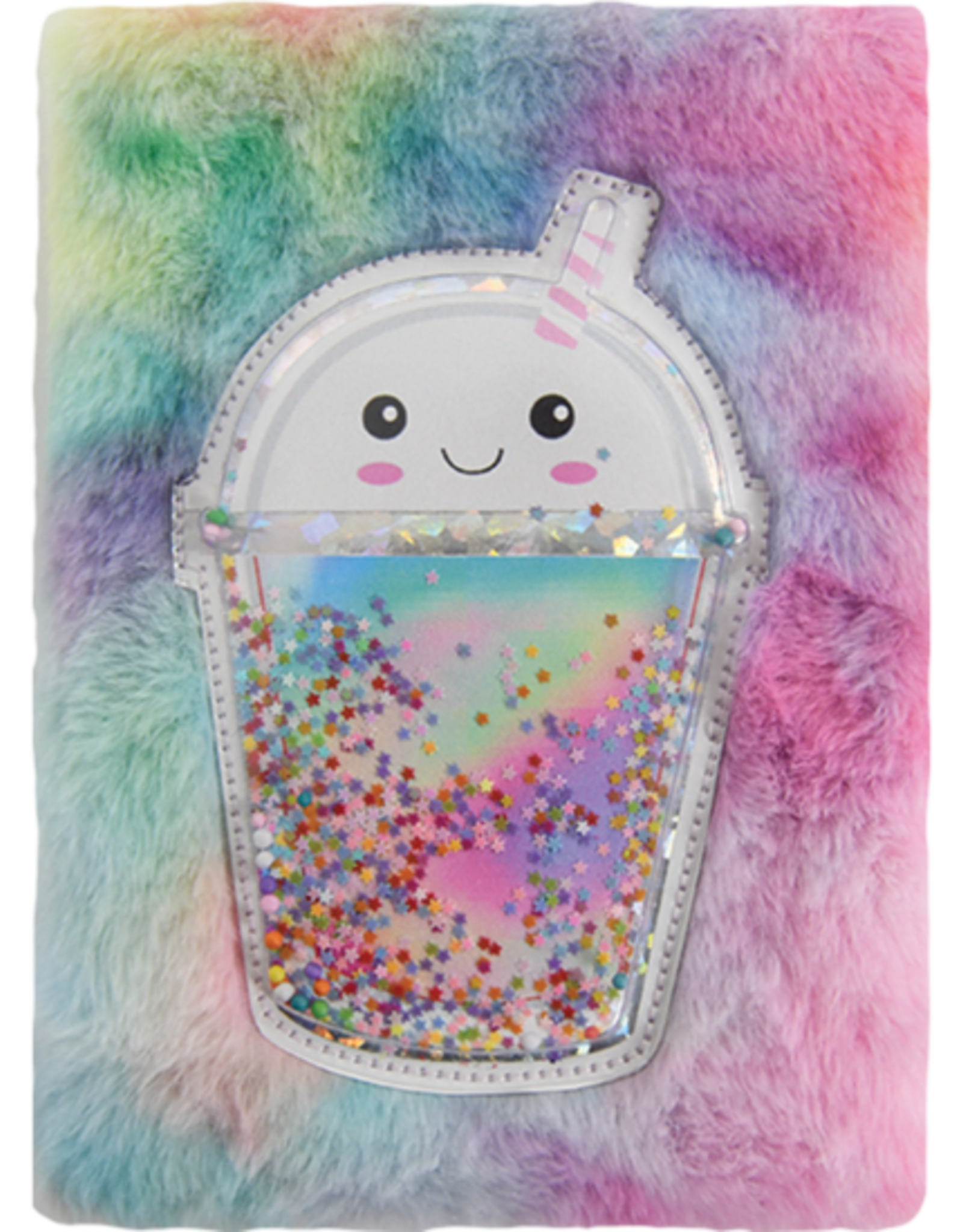 Iscream Bubble Tea Furry Journal