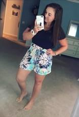 Ellie TieDye Shorts