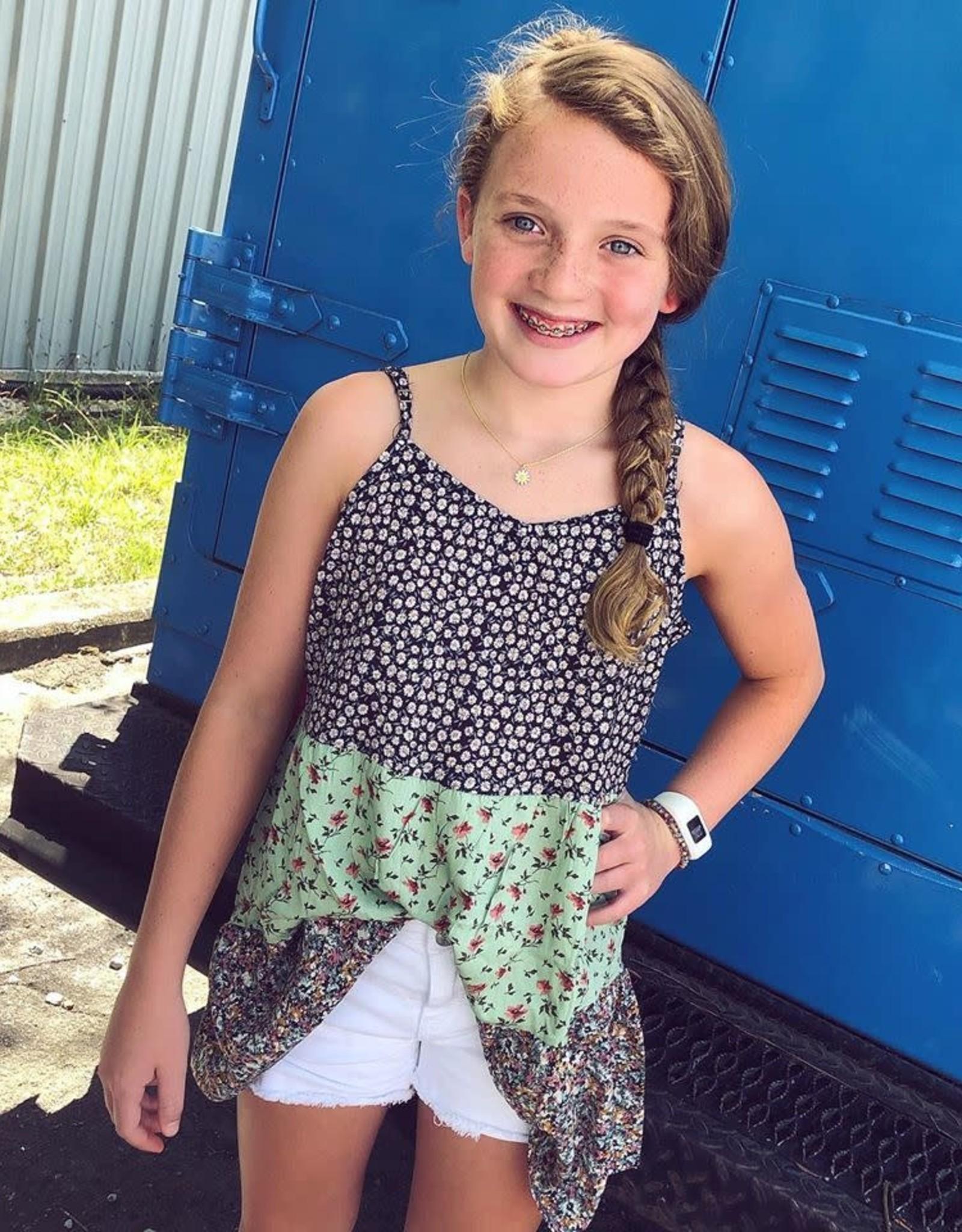 Hayden Amy Floral Tunic