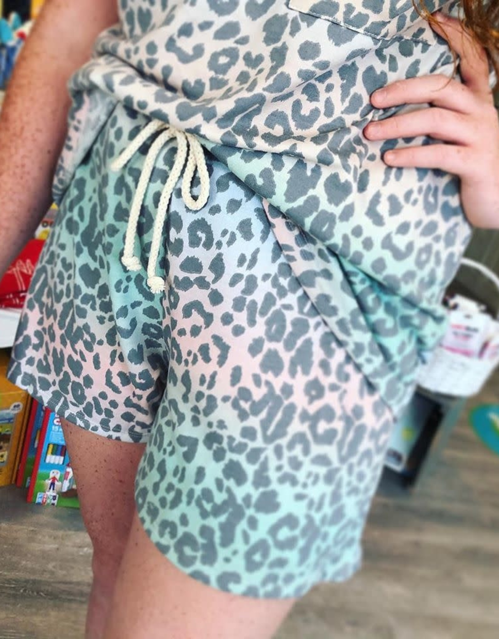 Lilah Ombre Short