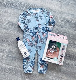 UpBaby My Little Garden Long Sleeve Romper