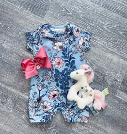 UpBaby My Little Garden Short Sleeve Romper