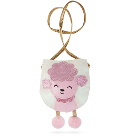 Creative Education Bella the Poodle Petite Purse