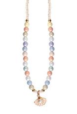 Creative Education Boutique Pastel Shell Necklace