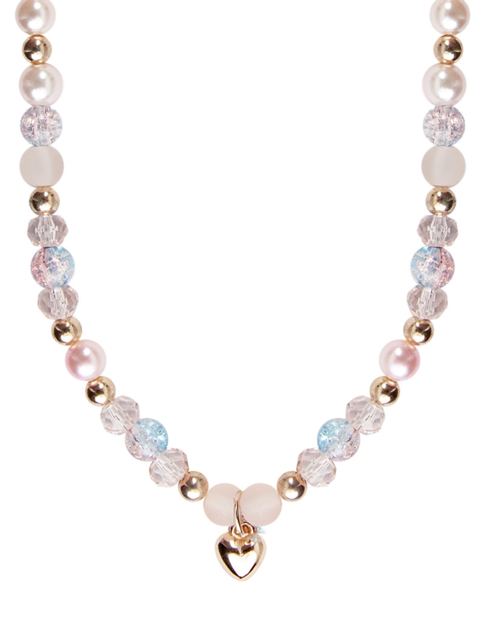 Creative Education Boutique Sweet Heart Necklace