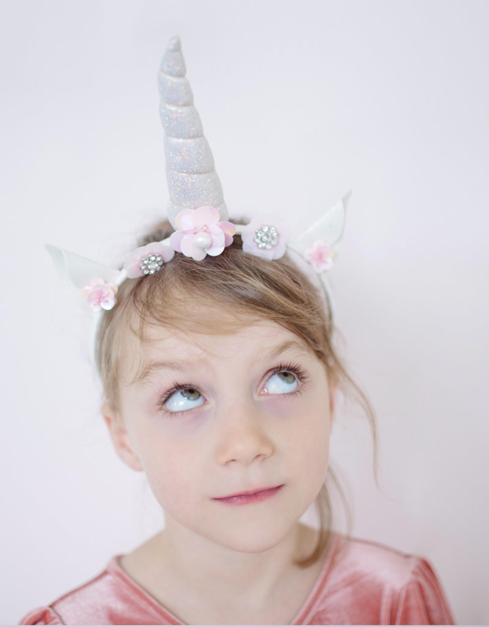 Creative Education Boutique Believe in Unicorn Headband