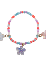 Creative Education Boutique Shimmer Flower Bracelet