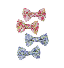 Creative Education Boutique Liberty Beauty Bows Hairclips, 2 Pcs, Assorted