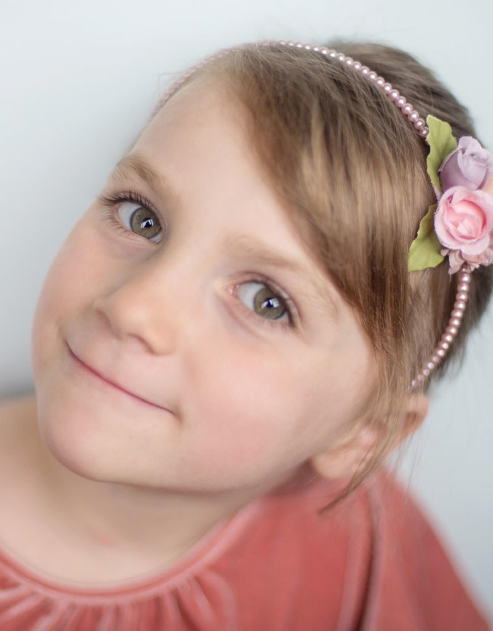 Creative Education Boutique Pearls and Twirls Headband