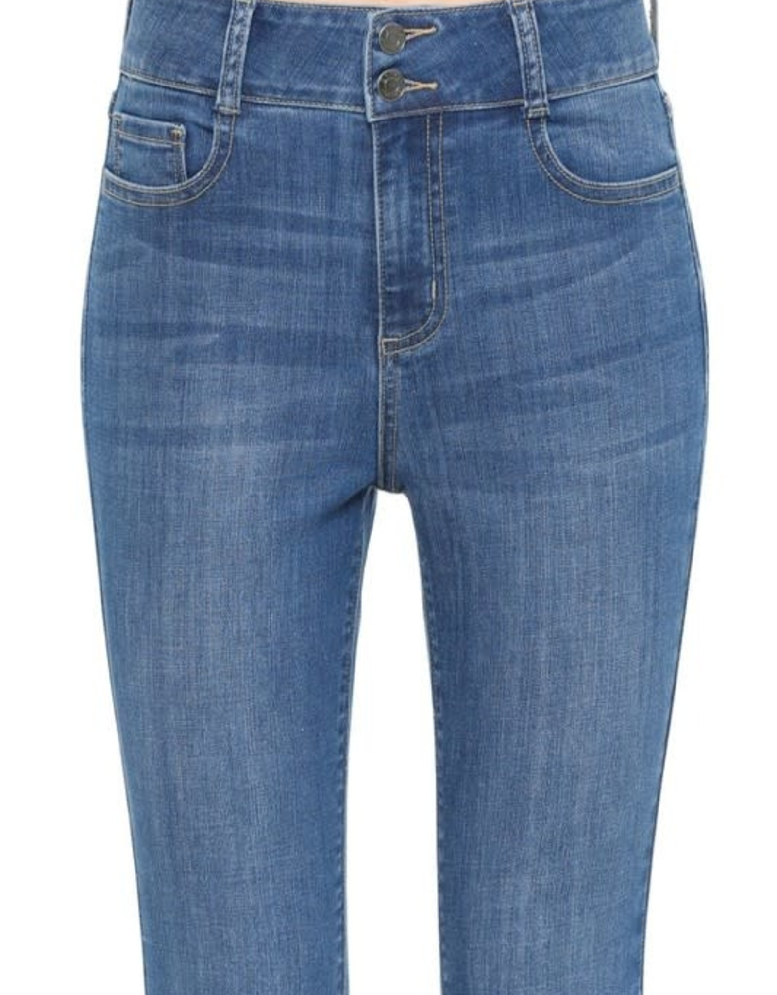 Cello High Rise 2 Button Skinny