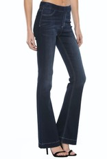 Cello High Rise Flare Jegging