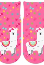 Sublime Designs Llama Socks (LLA) Shoe Size 11-4