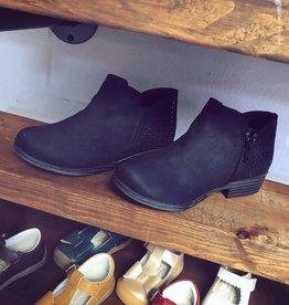 Mia Kids lalah Boot -  Black