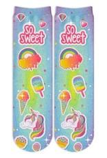 Sublime Designs So Sweet Socks(SOS) - Shoe Size 11-4