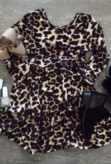Honeydew Ana Leopard Dress