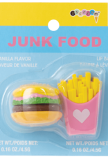 Iscream Junk Food Lip Balm