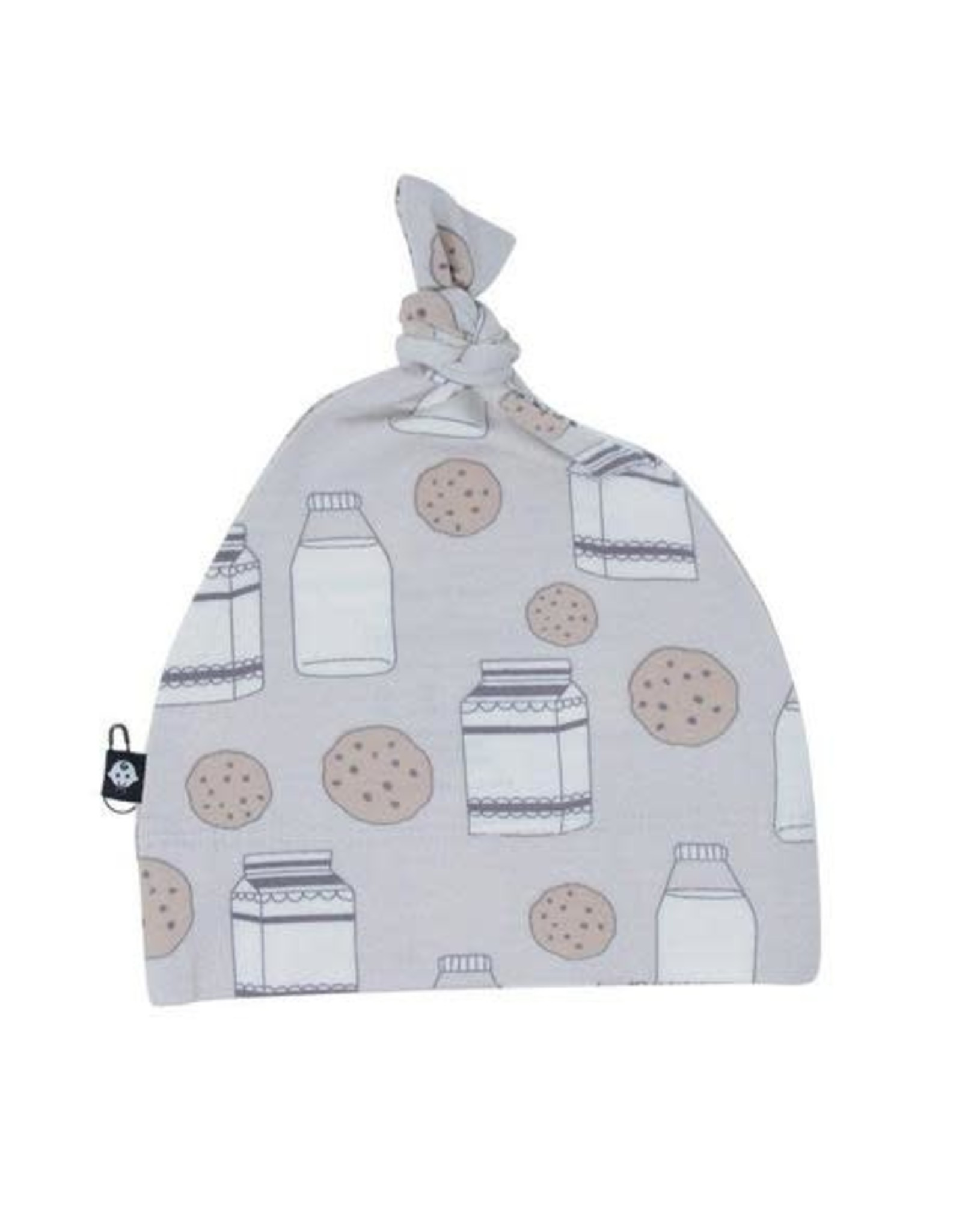 Sweet Bamboo Milk & Cookies Knot Hat - OS