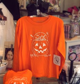 Mustard&Ketchup Kids Pumpkin Candy Bucket T-Shirt