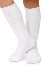 Jefferies Socks Classic Cable Knee High Socks