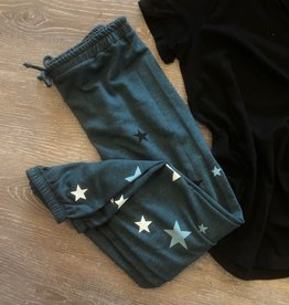 For All Seasons Star Print Joggers