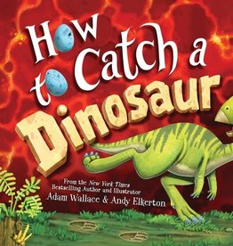 Sourcebooks How to Catch a Dinosaur Book