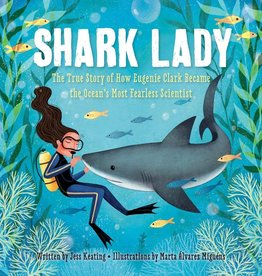 Sourcebooks Shark Lady Book