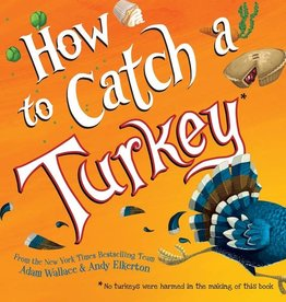 Sourcebooks How to Catch a Turkey Book