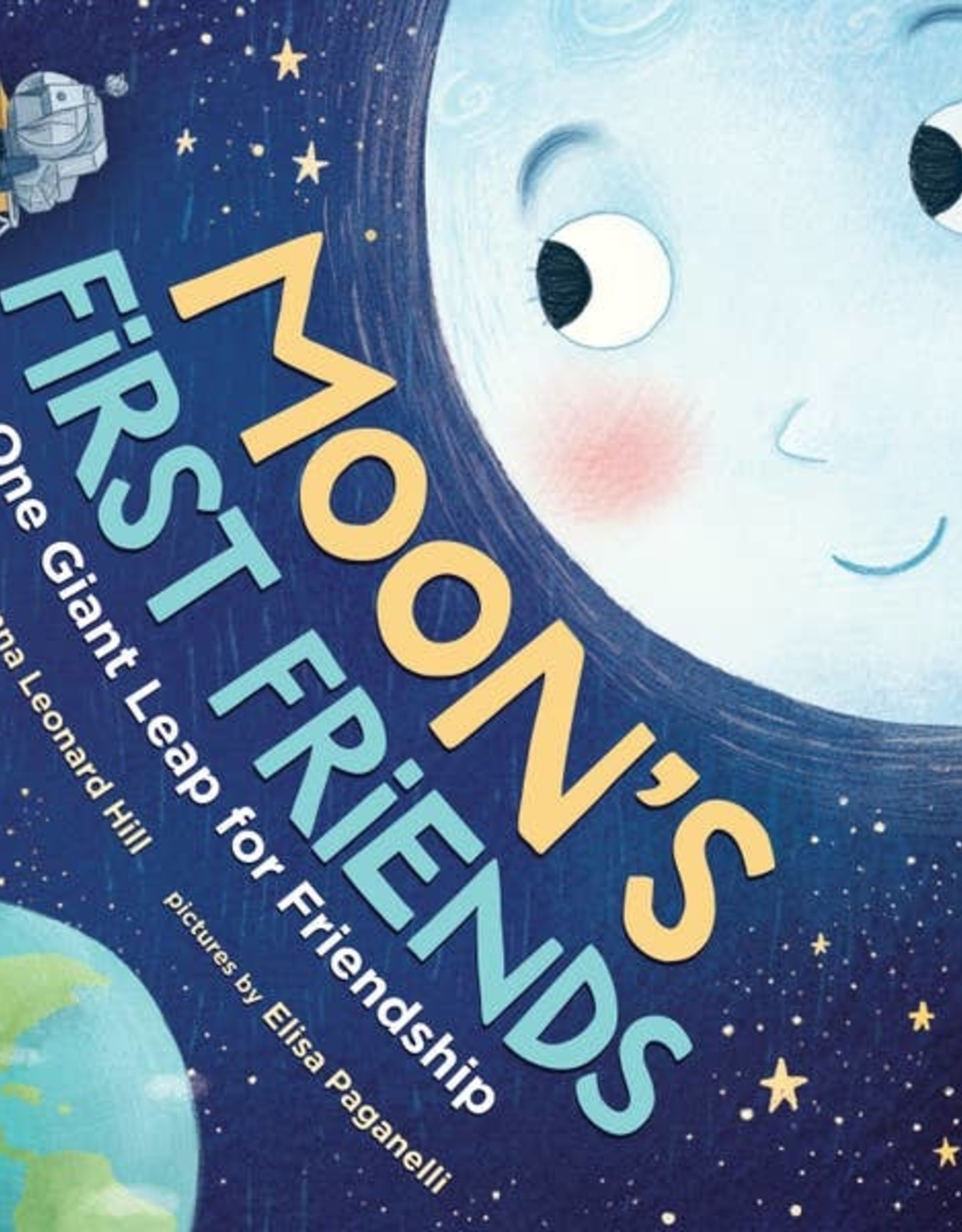 Sourcebooks Moon's First Friends Book