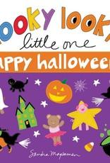 Sourcebooks Looky Looky Little One Happy Halloween Board Book