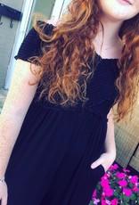 Annabelle Black Jumpsuit