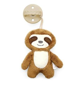 Itzy Ritzy Sweetie Pal™ Plush & Pacifier  Sloth