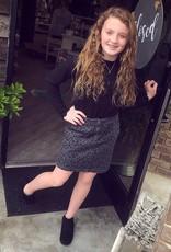 For All Seasons Leopard Mini Skirt