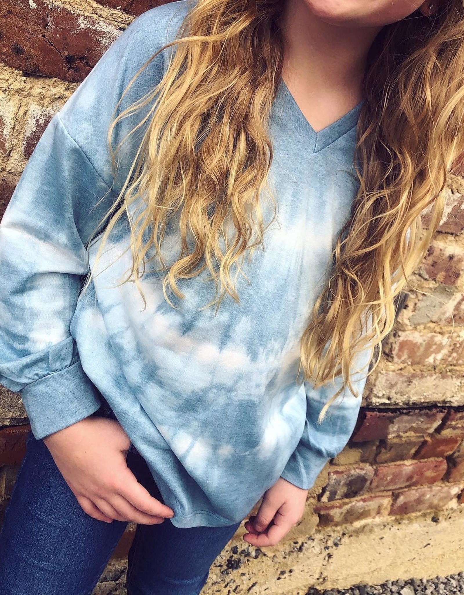 Hayden Courtney TieDye Top