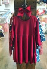 Honeydew Christmas Holly Dress