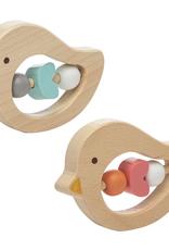 GANZ Wooden Bird Activity Toy