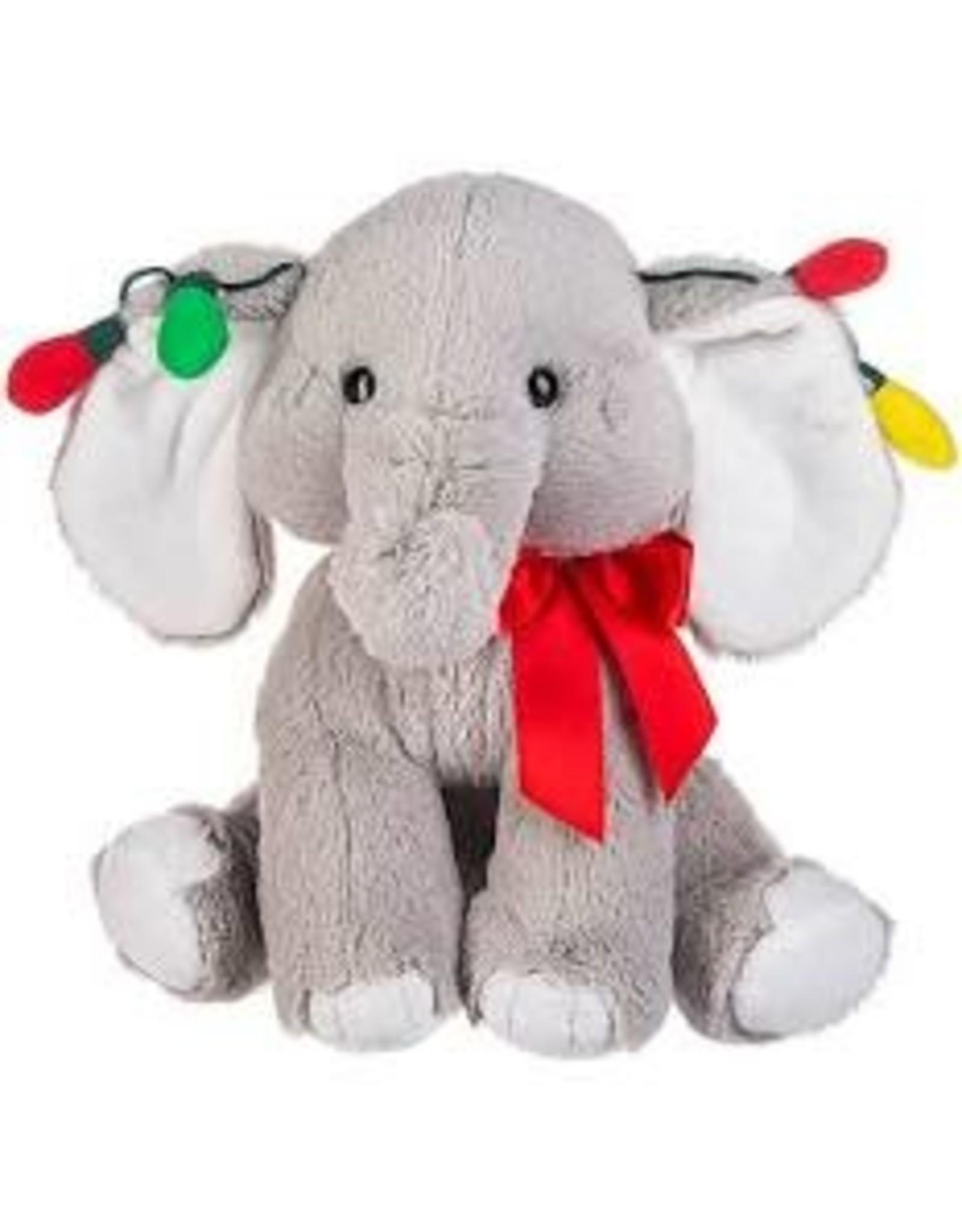 GANZ Christmas Elephant with Lights