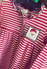 Honeydew Christmas Santa Gown