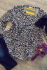 G to G Makenzie Baby Doll Tunic Top