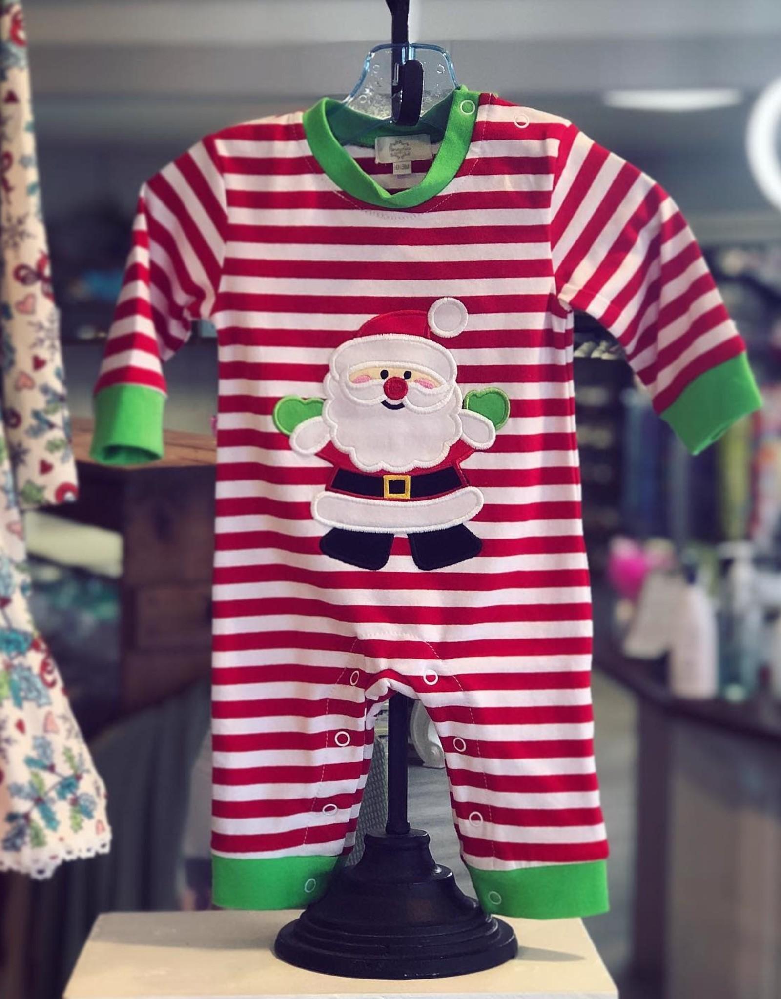 Honeydew Christmas Santa Romper