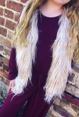 Hayden Faux Fur Vest