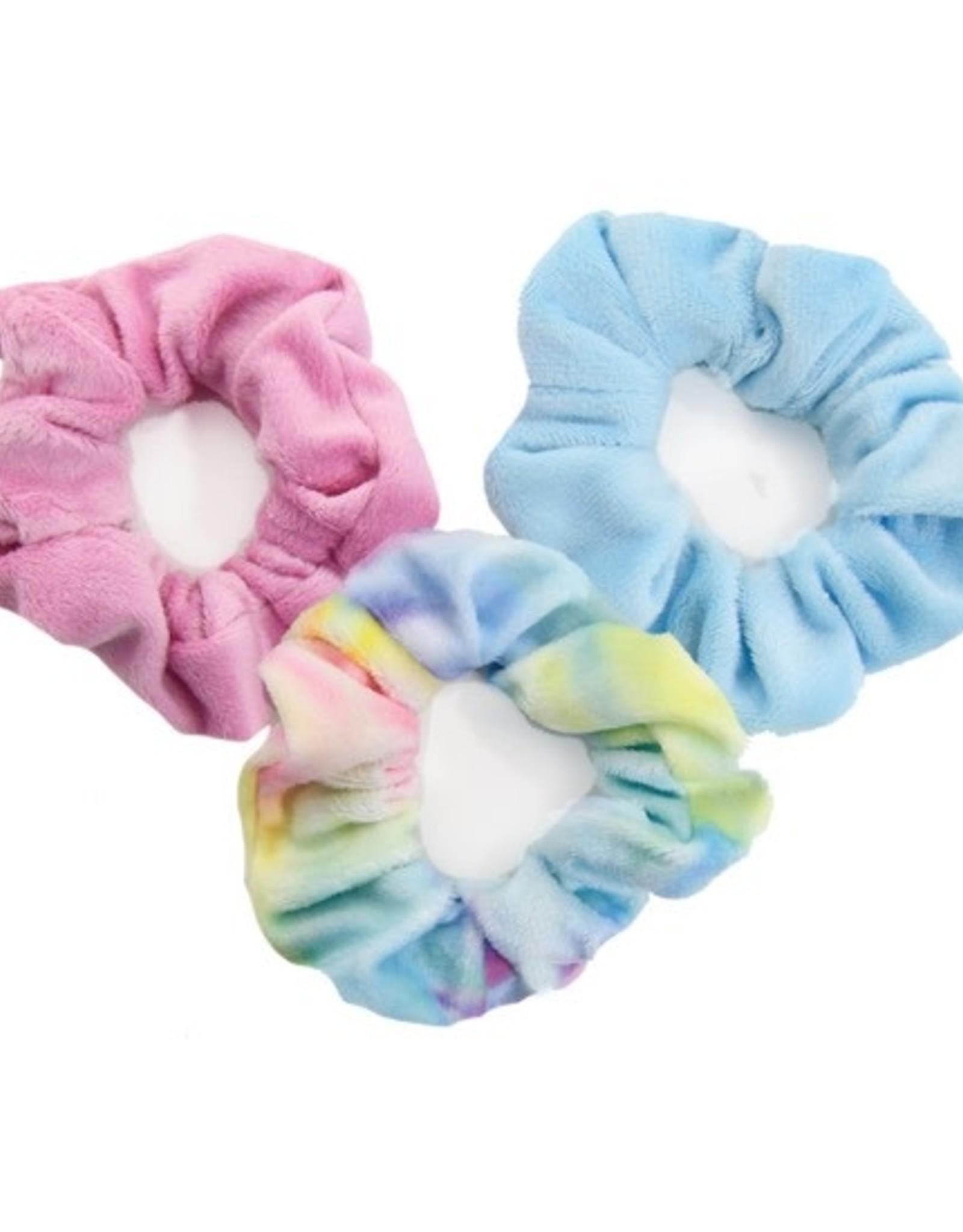 Iscream Tie Dye Scrunchie Set