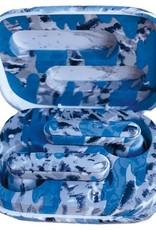 Iscream Blue Tie Dye Earbuds